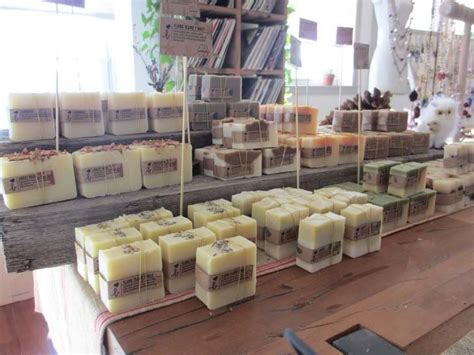 Handmade Soap Displays - soap is beautiful 187 soap display made lotions
