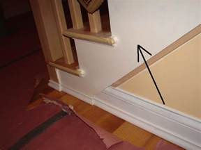 Stair Tread Moulding by What Is This Stair Trim Part Called Home Improvement