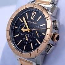 Bvlgari Diagono Rosegold Combi Tourbillon 6 bulgari watches all prices for bulgari watches on chrono24