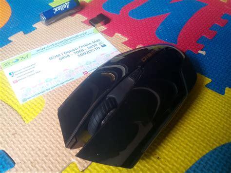 Jual Mouse Tanpa Kabel Murah jual mouse wireless tanpa kabel gaming dismo baterai aa a2 di indonesia katalog or id