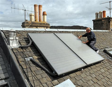 Solar Plumbing by Solar Panel Repair Maintenance And Replacement Service