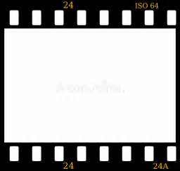 35mm color 35mm color slide frame stock illustration image