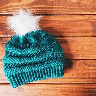 small knit community knitted beanie pattern search pattern central