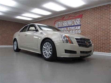 Cadillac Cts Warranty by Buy Used 2011 Cadillac Cts Awd Luxury Warranty In Carol