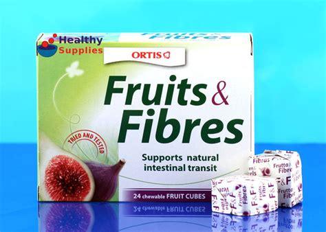 ortis fruits amp fibres 24x healthysupplies co uk buy online