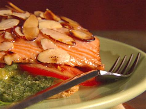 Reader Recipe Salmon With Puff Pastry And Pesto by Salmon With Puff Pastry And Pesto Recipe Giada De
