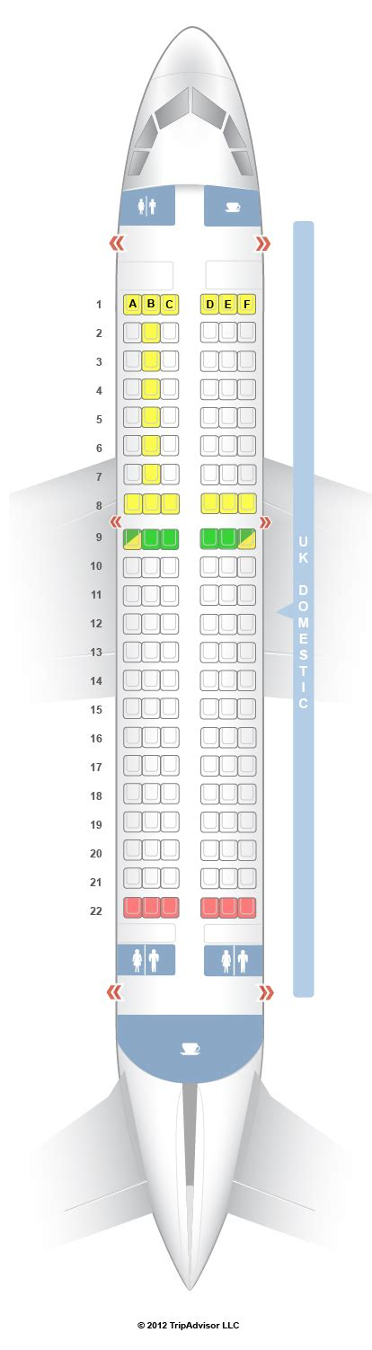 airbus a319 111 seating plan seatguru seat map airways airbus a319 319