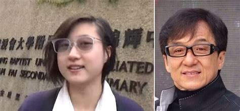 hong kong actress elaine ng jackie chan s daughter etta ng allegedly tried to take her