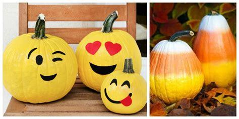 fun  carve pumpkin decorating ideas living rich