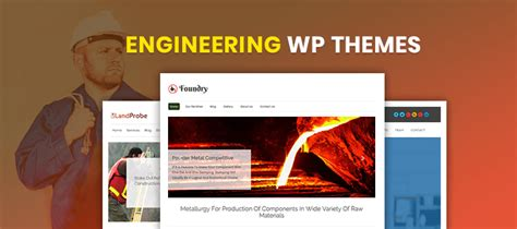 themes wordpress engineering 5 engineering wordpress themes 2018 formget