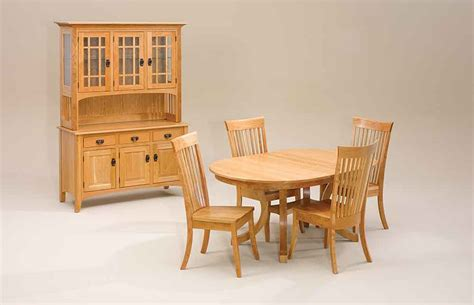 amish dining room sets amish made diningroom sets