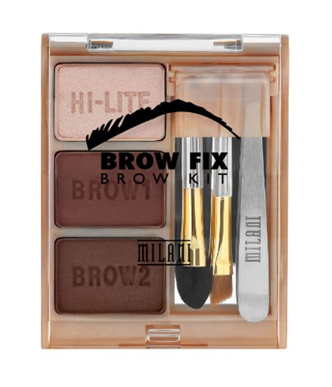 Milani Easy Brow Kit 6 of the best products for shaping your eyebrows posh
