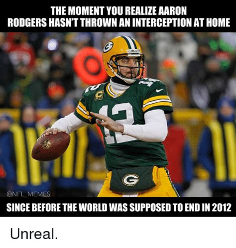 Aaron Rodgers Memes - 25 best memes about aaron rodgers nfl meme and memes