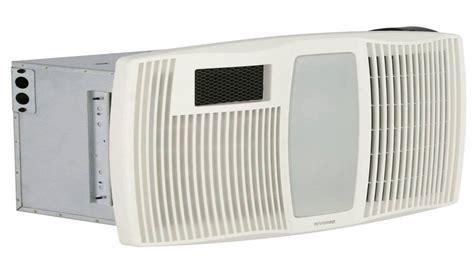 bath fan with heater broan qtx110hl ultra silent series bath fan with heater