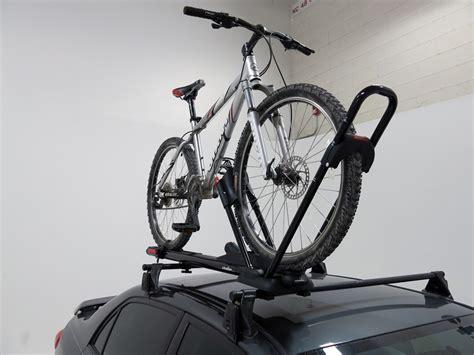 Wheel Bike Rack by Honda Civic Yakima Highroller Roof Bike Rack Wheel Mount
