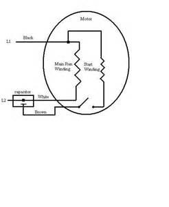 capacitor wiring diagram wiring free printable wiring diagrams