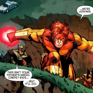 geo force movies comic vine