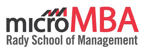 Mba Rental School by Micro Mba Program Center For Executive Development
