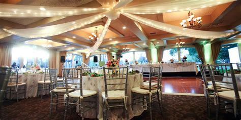 wedding reception venues pasadena ca brookside golf country club pasadena weddings