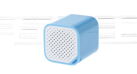 Smart Box Bluetooth Speake Blue Sk2rbl 5 08 smart box mini bluetooth speaker w free selfie shutter function blue w