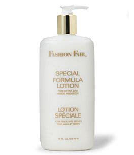 fashion fair special formula lotion reviews photo