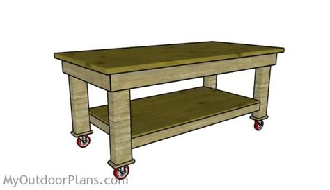 heavy duty work bench plans heavy duty workbench plans myoutdoorplans free