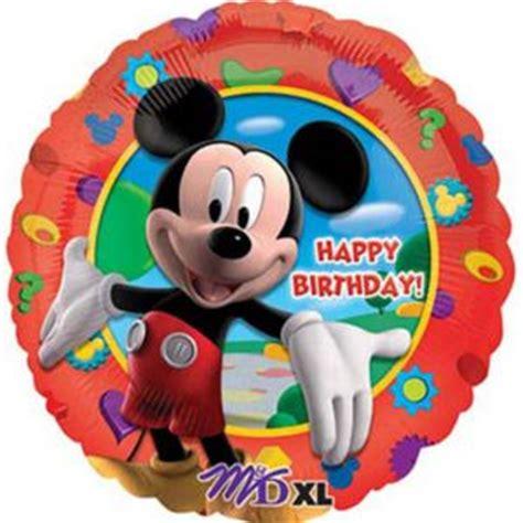 Balon Happy Birthday Mickey Mouse 22094 happy birthday mickey mouse balloon city