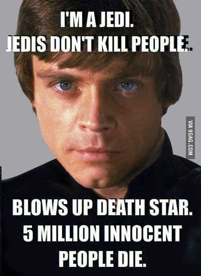 Luke Skywalker Meme - some of the funniest internet memes of all time image