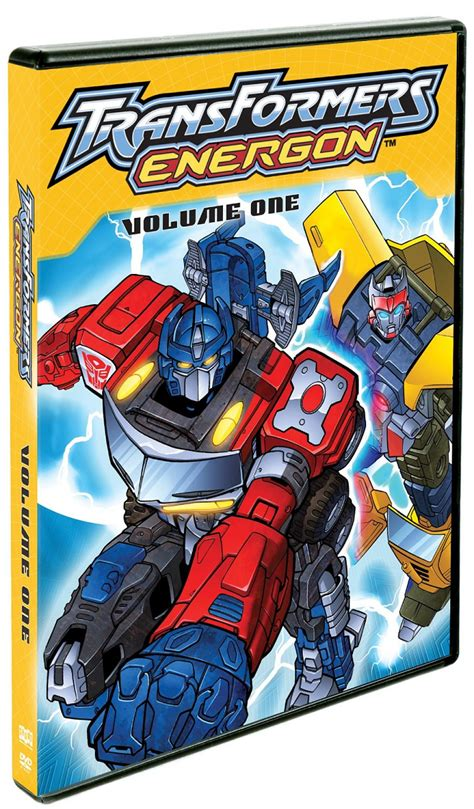 something like summer volume 1 transformers energon volume one dvd review summer guide