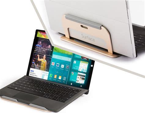 ipad pro desk stand aluminum laptop stand tablet desktop stand for macbook