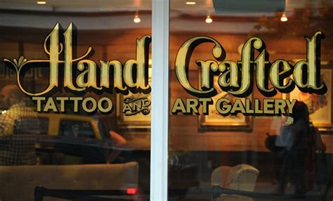 Handcrafted Tattoos - handcrafted s ryscik s ink equipment stolen