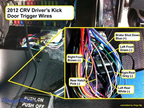 honda accord relay location honda wiring diagram images