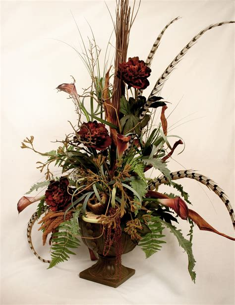 Silk Flower Arrangements by Silk Flowers Silk Flower Arrangement Styles And