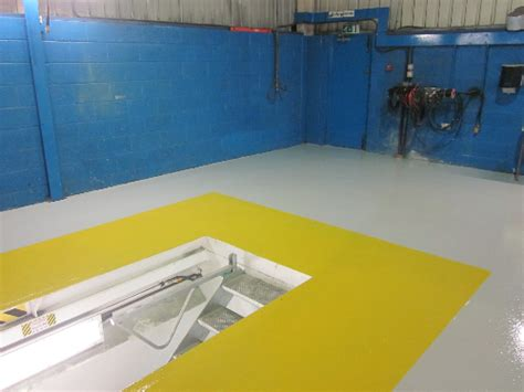 dust free concrete floor grinding and surface preparation north east