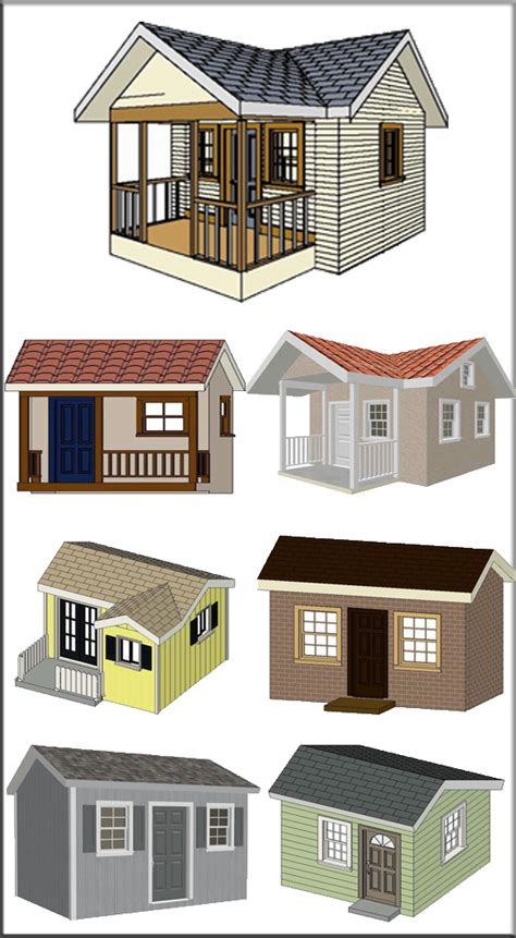 playhouse floor plans new playhouse plan package with 11 and ebook guest house plans