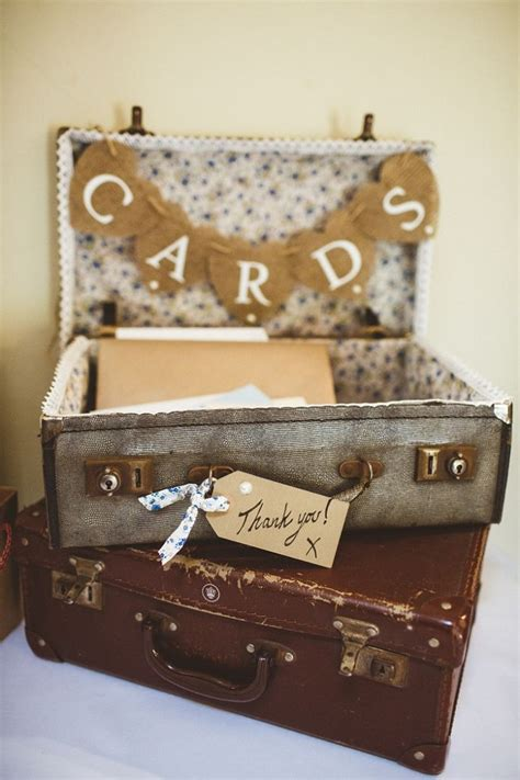 Wedding Box For Cards by Wedding Card Boxes Wedding Post Box Vintage Suitcase