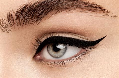 with eyeliner basics how to do winged eyeliner beautylish