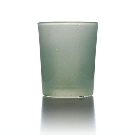 teelichter glas teelichtglas hellgr 252 n teelichthalter glas f 252 r teelichter