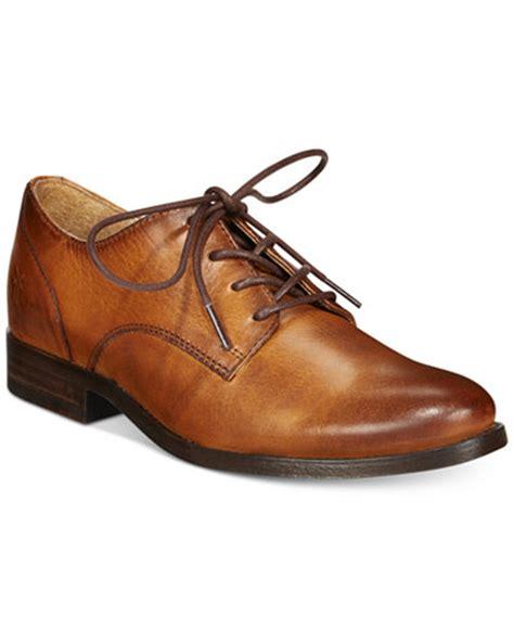 macys womens oxford shoes frye s oxfords flats shoes macy s