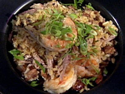 jambalaya pasta  penne chicken shrimp  andouille recipe food network