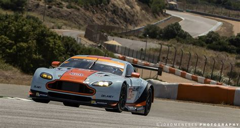 gulf racing gulf racing lamborghini gallardo gt3 and aston martin