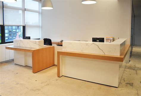 Sales Counter Desk Arnold Reception Desks Inc Custom Empire Switzer