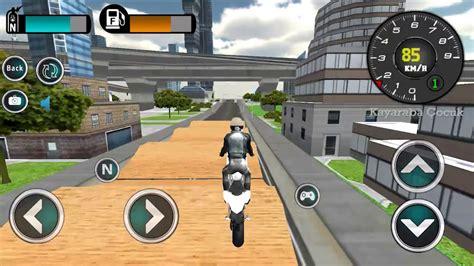 motosiklet polis araba oyunu oyna izle masin polis oyunu
