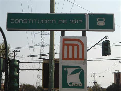 constitucion de 1917 station estaci 243 n 67 constitucion de 1917 mexico