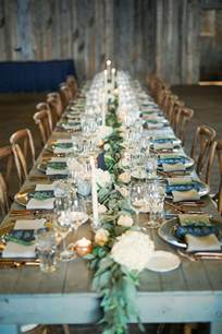 Table Settings For Weddings Best 25 Rustic Wedding Tables Ideas On Burlap Table Decorations Wedding Table