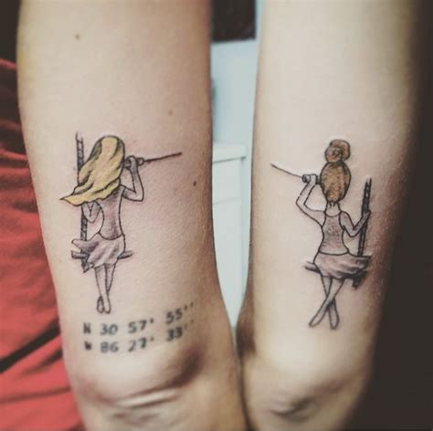 sister tattoo ideas pinterest bestfriend tattoo distance tattoo sister tattoo tattoos