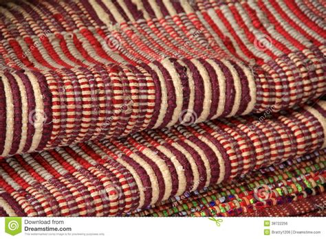 Local Pattern Texture   texture and pattern of colorful woven rugs royalty free