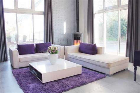 grau lila zimmer wohnzimmer lila grau