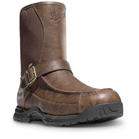 mens danner boots danner s sharptail 10 quot rear zip boots 669587