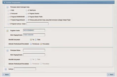 Membuat Ktp Lewat Online | cara membuat npwp secara online